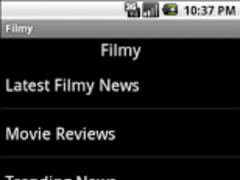 Filmy 1.0 Screenshot