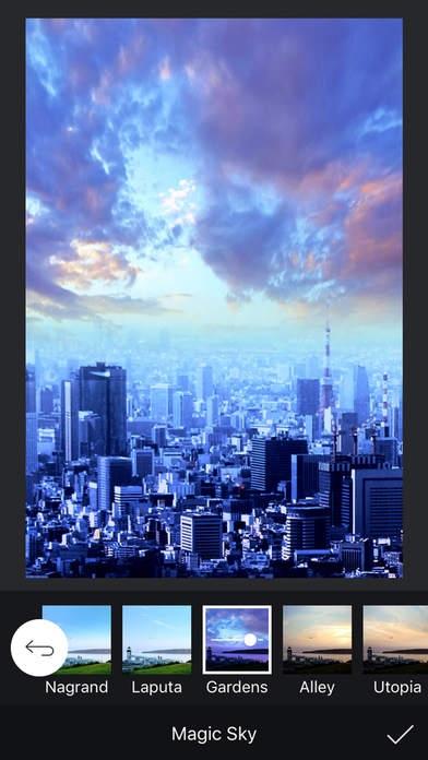 Filter Camera - Magic Sky - PRO 1 11 Free Download