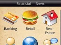 Financial News Pro 1.4 Screenshot