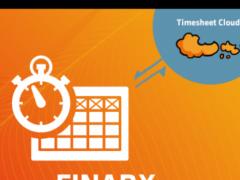 FINARX Timesheet Edition 2.3.52 Screenshot