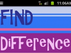Find Difference 10 1.0 Screenshot