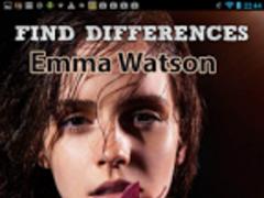 Find Differences: Emma Watson 1.01 Screenshot
