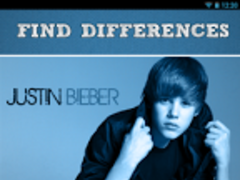Find Differences Justin Bieber 1.01 Screenshot