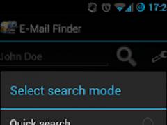 Find Email Address - Promo 2.6 Screenshot