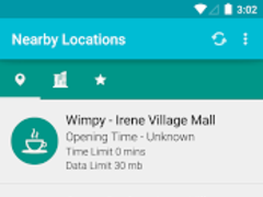 Find Free Wifi ZA 1.2.1 Screenshot