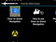 Find GG Allin's Grave 1.46 Screenshot