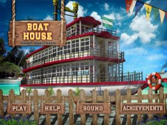 Find Hidden Object : Boat House - search hidden scenes to find differences in objects 56.0.0 Screenshot
