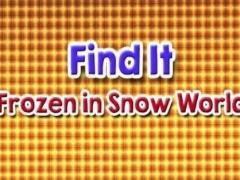 Find It: Frozen in Snow World 1.2 Screenshot