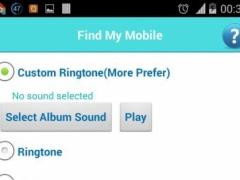 Find My Mobile 1.0.5 Screenshot