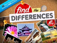 Find the Differences Pro HD -Compare & Hunt Pocket Puzzle Strategy for iPad 3.7 Screenshot