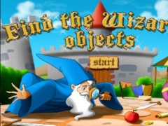Find the Wizards Objects 1.0 Screenshot
