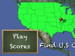 Find U.S. Cities 1.2 Screenshot