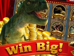 Finding Good or Bad Dinosaur Slot Machine 1.0 Screenshot