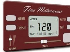 Fine Metronome 3.5.0 Screenshot
