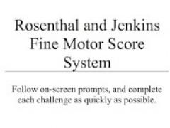 Fine Motor Score System 1.0.9 Screenshot