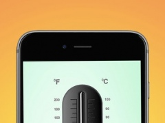 Finger Body Temperature Calculator Prank - Bluff with Others by Tracking Body Temperature with the Fun Prank Application 1.0 Screenshot