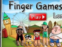 Finger Games at London 1.1 Screenshot
