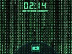 Finger Matrix Lock Screen 1.1 Screenshot
