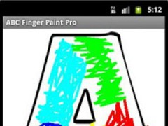 Finger Painting - ABC 1.0.0.9 Screenshot
