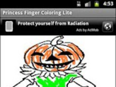 Finger Painting - Halloween 1.0.0.6 Screenshot