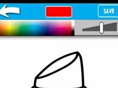 Finger Shopkins Coloring Game 1.0 Screenshot