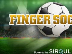 Finger Soccer by Zelosport 2.0 Screenshot