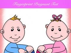 Fingerprint Pregnant Prank 1.0 Screenshot