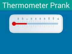 Fingerprint Thermometer Prank 1.0 Screenshot