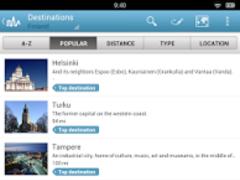 Finland Travel Guide Triposo 4.4.1 Screenshot