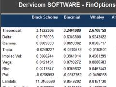 FinOptions XL 3.0.2 Screenshot