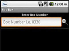 Fire Dept Box Number Search  Screenshot