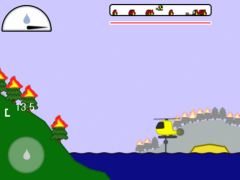 Fire Helicopter 0.9 Screenshot