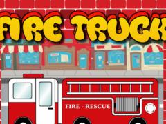 Fire Truck Game Toddler 1.3 Screenshot