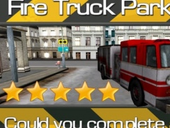Fire Truck Parking 3D 1.01 Screenshot