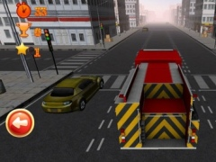 Fire Truck Traffic Rush 3D 1.0 Screenshot