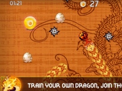Firebreather - Tiny Snake Dragon and the Land of Fire 2.0.4 Screenshot