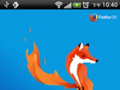 Firefox OS Live Wallpaper 1.0.1 Screenshot