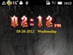 Firework GO Locker Theme 1.02 Screenshot