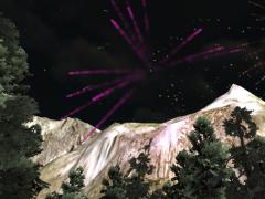 Fireworks Tap 2 VR - Free 1.2 Screenshot