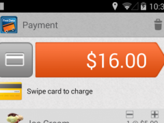 First Data Mobile Pay Solution 3.2.0 Screenshot