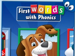 First Words for Kids and Toddlers: Preschool learning reading through letter recognition and spelling 4.4 Screenshot
