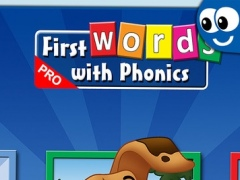 First Words for Kids and Toddlers Professional: Preschool learning reading through letter recognition and spelling 4.4 Screenshot