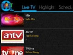 Firstmedia Live 2.1 Screenshot