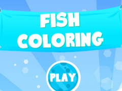 Fish Coloring 1.0 Screenshot