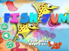 Fish Jump Game 1.0 Screenshot