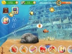 Review Screenshot - Fish Game – Create Your Own Virtual Aquarium