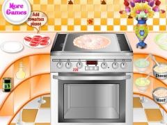 Fish Pizza Recipe 1.0 Screenshot