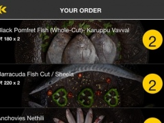 Fish44 – online seafood store 1.0 Screenshot