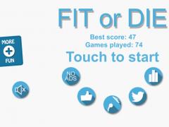 Fit or Die 1.7 Screenshot