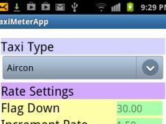 FIT TAXI METER 1.0 Screenshot